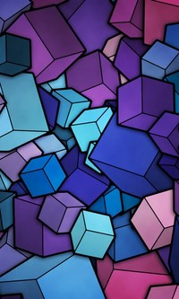 Samsung Galaxy V Plus Wallpapers 2d Cubes Android Wallpapers
