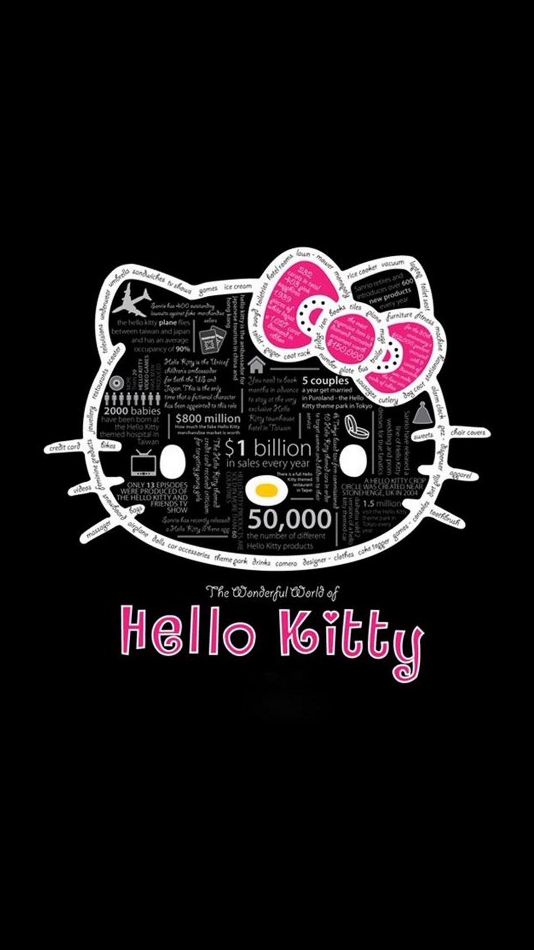 Fantastic Wallpaper Hello Kitty Huawei - 1BillionKitty-androidwallpaper  Collection_68125.jpg