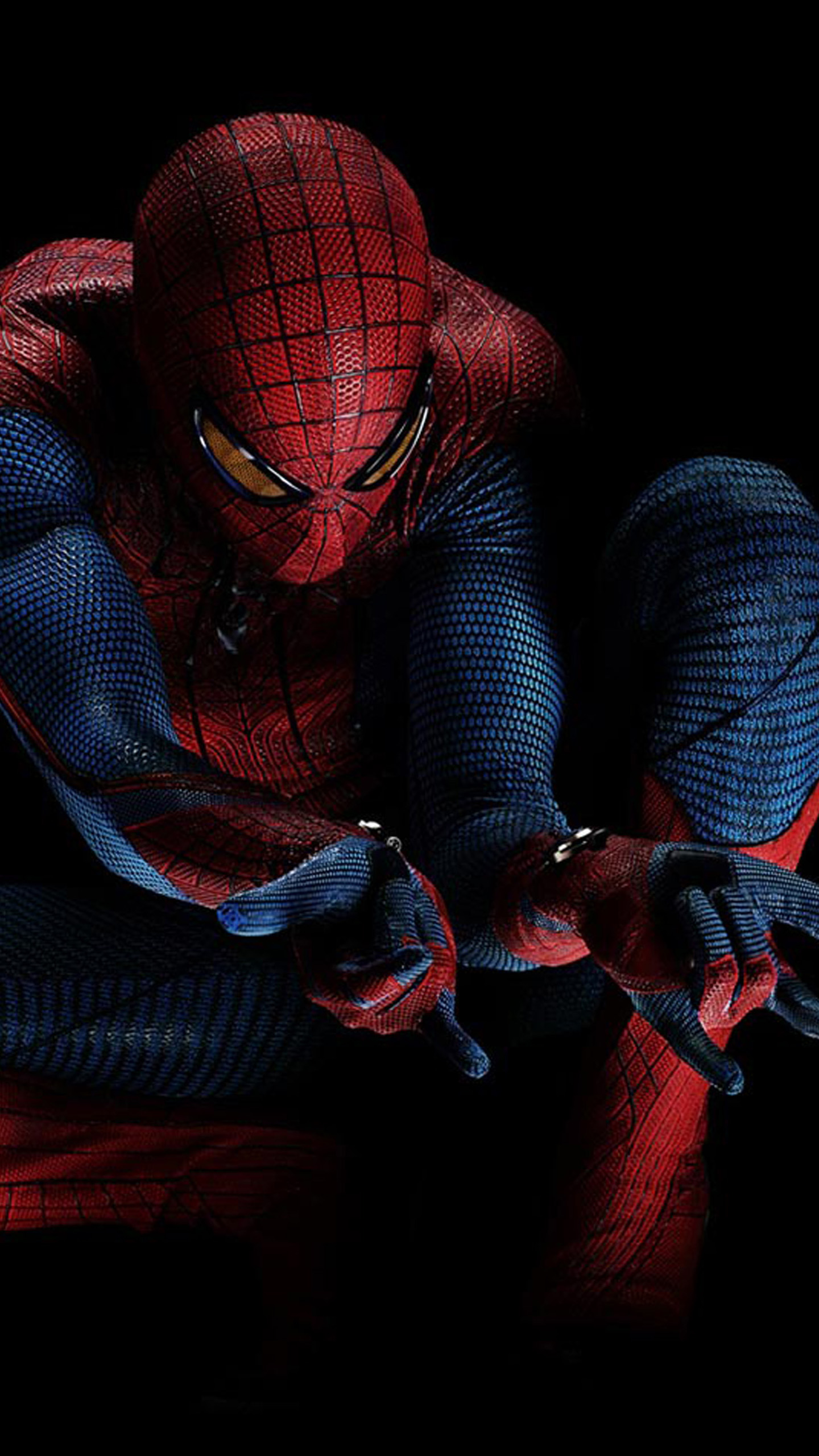 Xiaomi Mi Note Pro Wallpapers 3D Spiderman Android Wallpapers