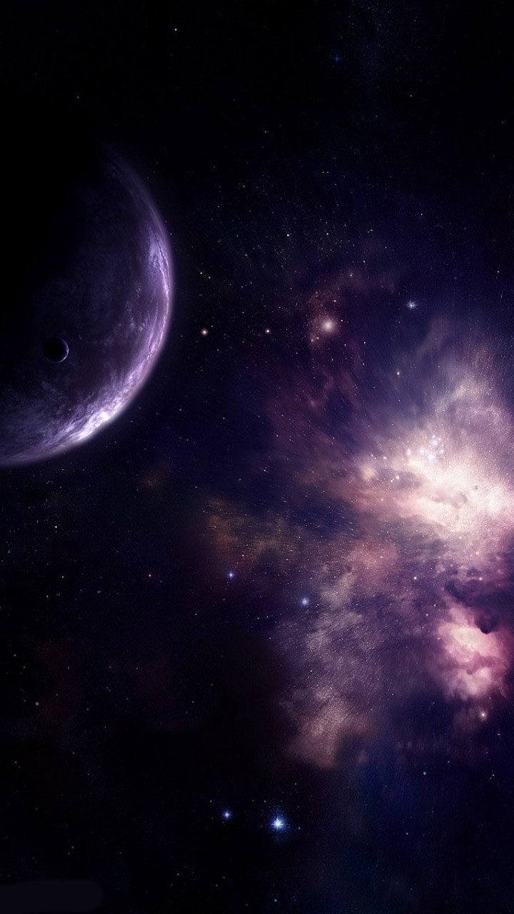 Space Wallpaper Android