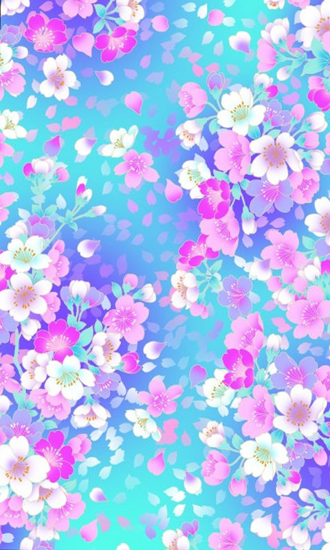 Samsung Galaxy J1 Wallpapers Floral Stuff 480x800 Android Wallpapers