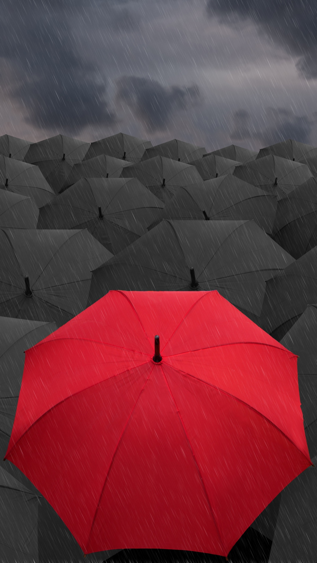 download the android the red umbrella wallpaper