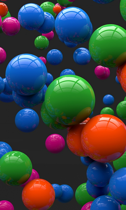 Samsung Galaxy V Plus Wallpapers 3d Balloons Android Wallpapers
