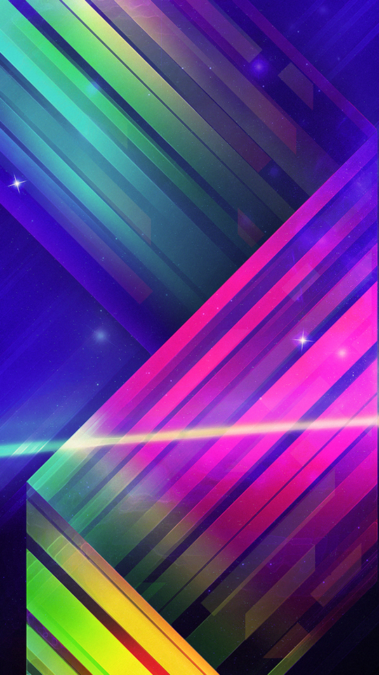 Download the Android Lined colorz wallpaper