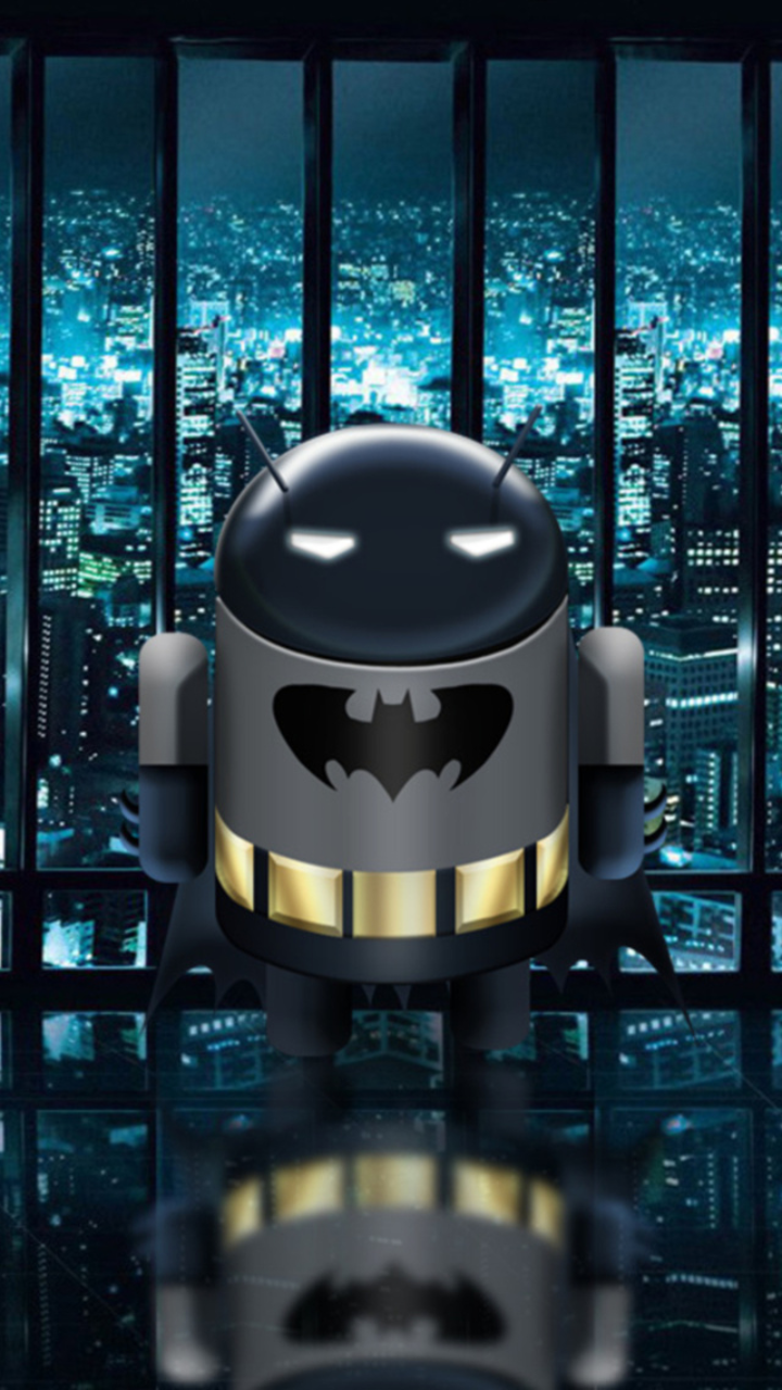 Huawei Ascend P2 Wallpapers Batdroid Android Wallpaper